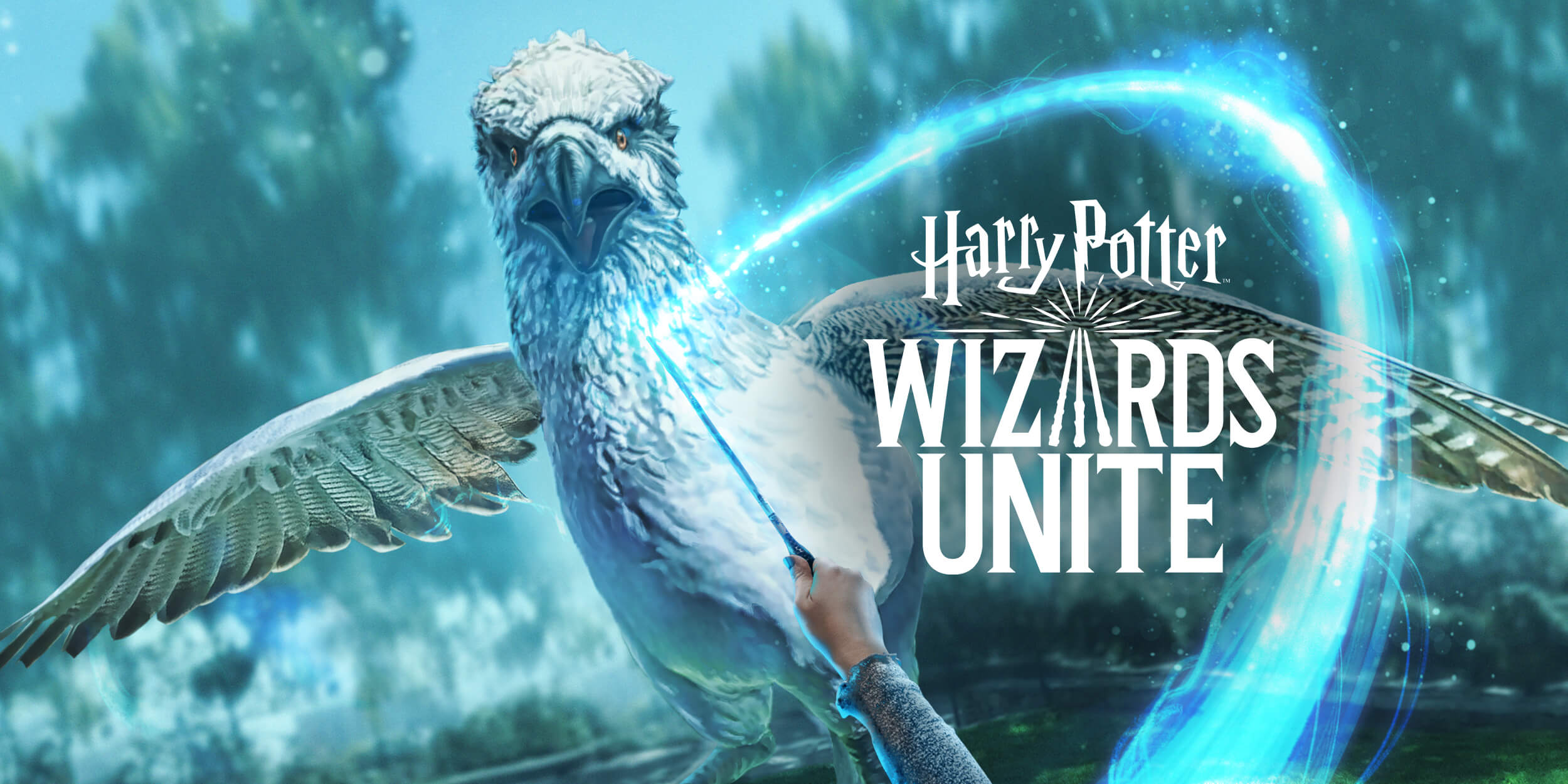 A First Look at Harry Potter: Wizards Unite
